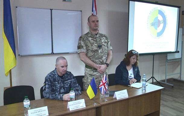 У Миколаєві стартували перші україно-британські навчання Warrior Watcher