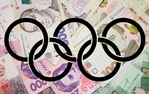 Як фінансово держава мотивує олімпійських спортсменів та їх тренерів?