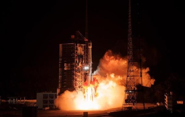 Китай вивів на орбіту експериментальний супутник