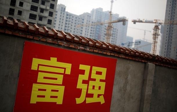 Рост экономики Китая замедлился до 6%