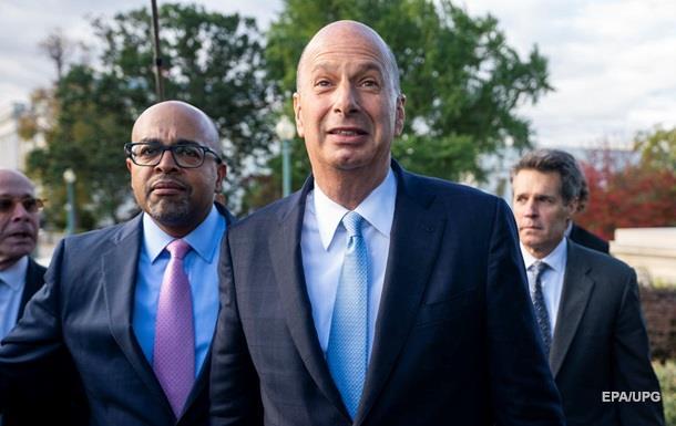 Посол США в ЄС розповів про роль адвоката Трампа в тиску на Україну