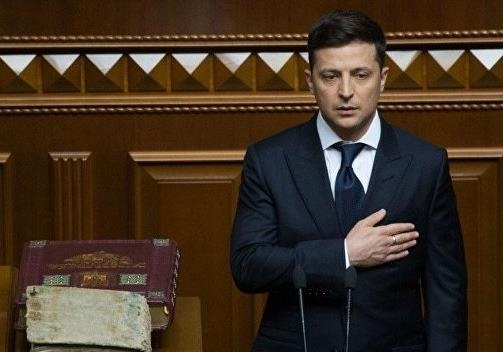 Почему снижается рейтинг президента Зеленского