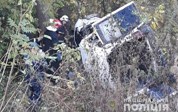 У Тернопільській області дві дівчини загинули в ДТП