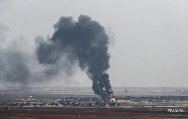 Турецька аваіція завдала удару по колоні біженців - ЗМІ
