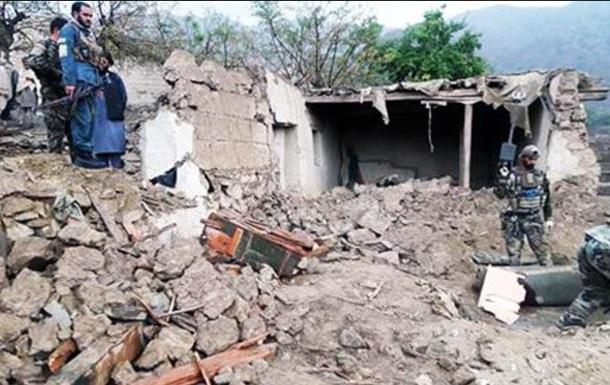 Кількість жертв теракту в мечеті Афганістану подвоїлася