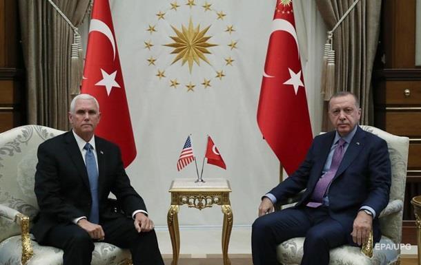 Шик який хороший Ердоган. Перемир я в Сирії