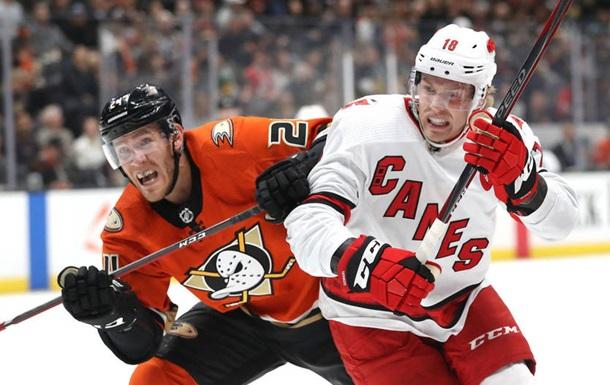 НХЛ: Вашингтон не залишив шансів Рейнджерс, Анахайм сильніший від Кароліни