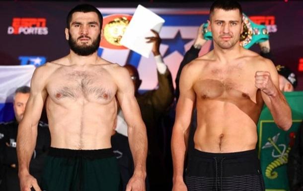 Гвоздик получил рекордный гонорар за бой с Бетербиевым
