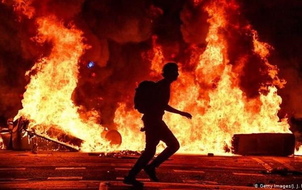 П ять днів протестів: Каталонія закликала Мадрид до переговорів