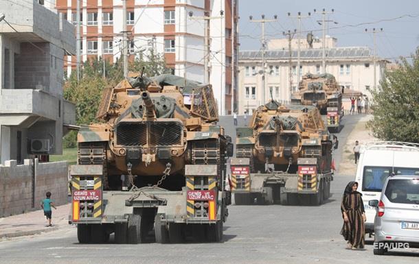 Турция согласовала с США создание зоны безопасности в Сирии
