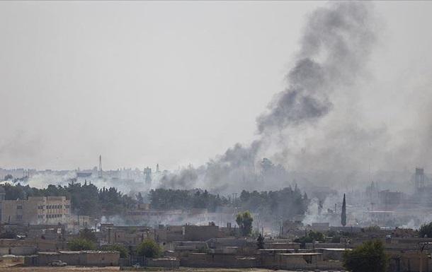 Турция обвинила курдов в 20 обстрелах