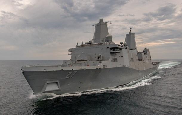 США встановлять на кораблі перший бойовий лазер