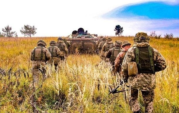 Доба на Донбасі: 12 обстрілів, ЗСУ без втрат