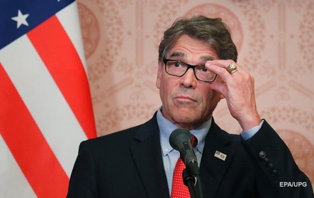 У США міністр енергетики відмовився розповідати про свою роль в Україні