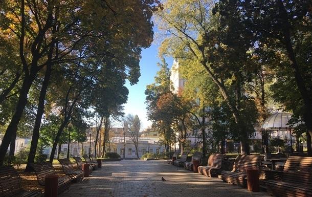 В Киеве установлен четвертый температурный рекорд осени
