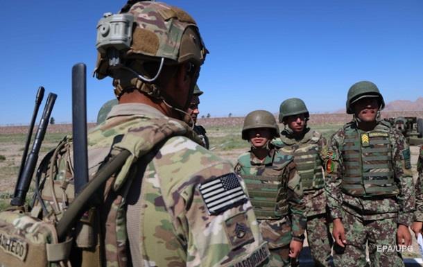 США  без шуму  вивели солдатів з Афганістану - ЗМІ