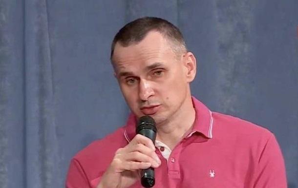 Сенцов анонсировал создание правозащитной организации