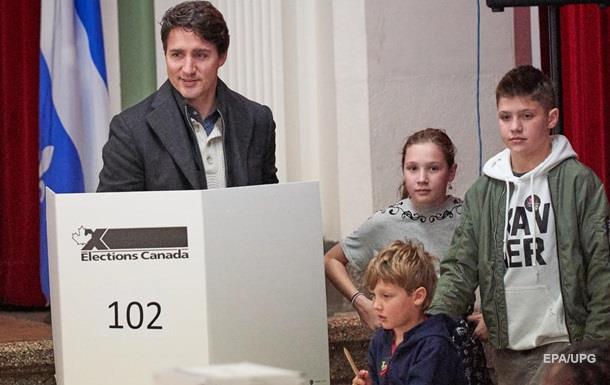 На виборах у Канаді перемогла партія Трюдо