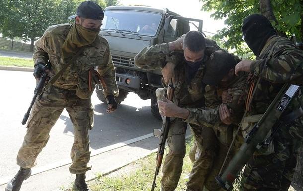 Военный беспредел в Донецке