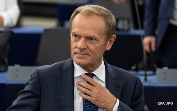 ЄС ніколи не погодиться з  жорстким  Brexit - Туск