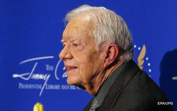 Екс-президент США Картер потрапив до лікарні з переломом таза