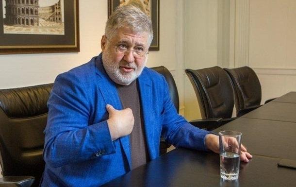 Коломойский пригрозил Порошенко из-за 1+1