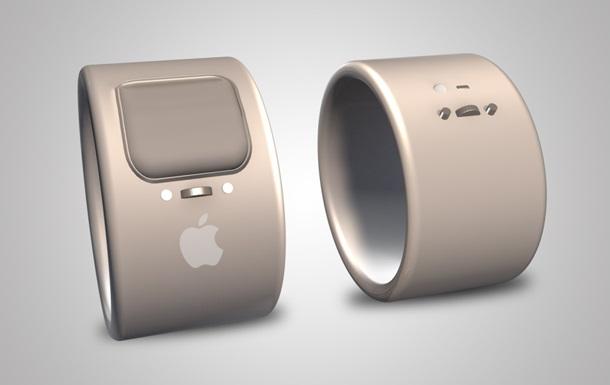 Apple запатентовала гаджет-кольцо
