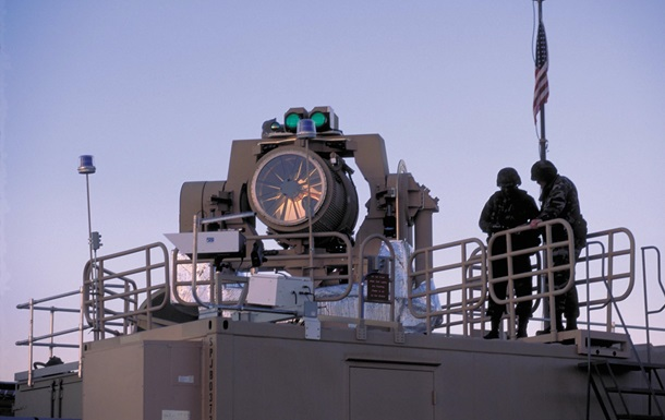 Необмежений боєзапас. США озброюються лазером