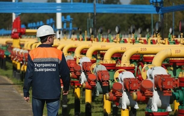Украина импортировала газ на $1,5 млрд