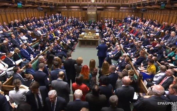Парламент Британії відхилив законопроект про Brexit