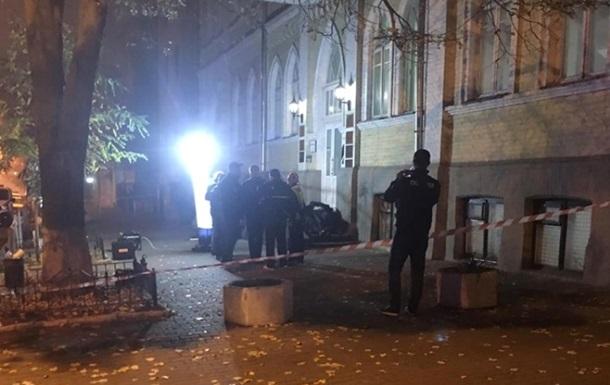 В результате взрыва в Киеве погиб ветеран АТО