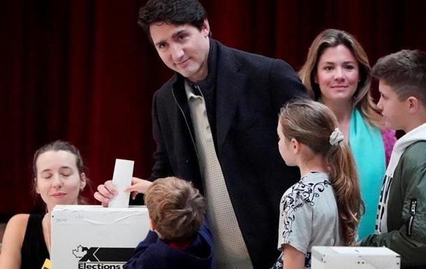 Вибори в Канаді: світло і тінь для Джастіна Трюдо