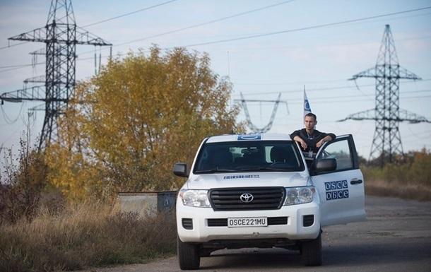 ОБСЕ: На Донбассе резко возросло число взрывов