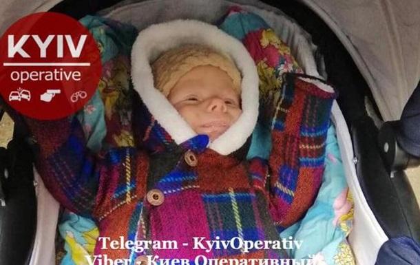 Під Києвом викрали немовля: оголошений план Перехоплення