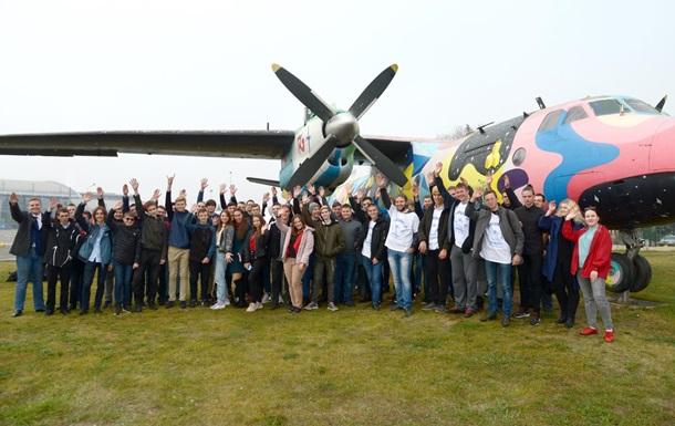От винта!  Стартовал всеукраинской конкурс  Авиатор 2020  с поездкой в Лондон