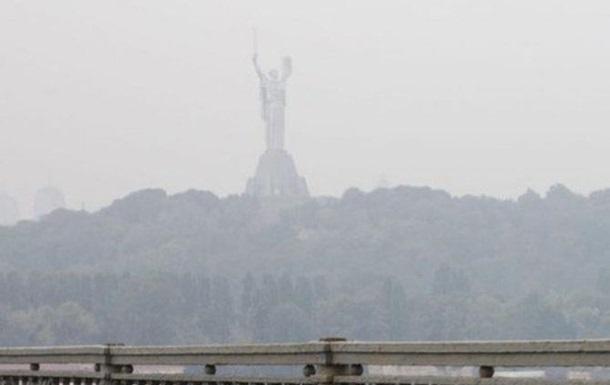У Києві смог через  продукти життєдіяльності міста  - КМДА