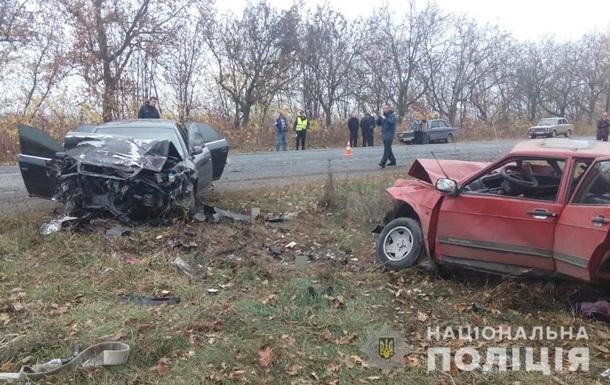 В Винницкой области три человека погибли в ДТП