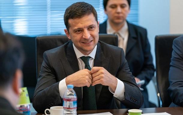 Зеленский не знает, каким будет закон о Донбассе