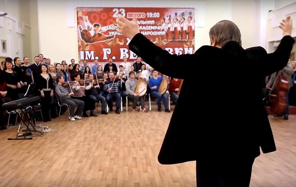 В Сети  всплыло  обращение артистов хора Веревки к россиянам