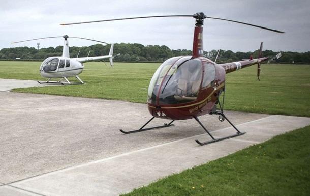 У США зіткнулися два вертольоти