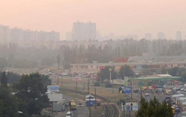 Загрязнение воздуха: в Украине проведут независимые измерения