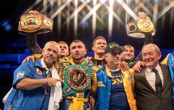Ломаченко стал  франчайзинговым  чемпионом WBC