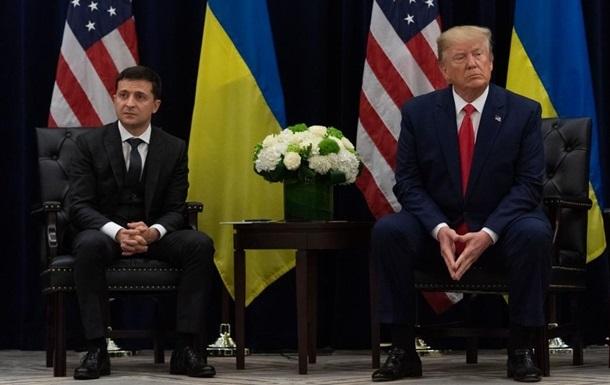 Трамп начал давить на Зеленского еще весной - АР