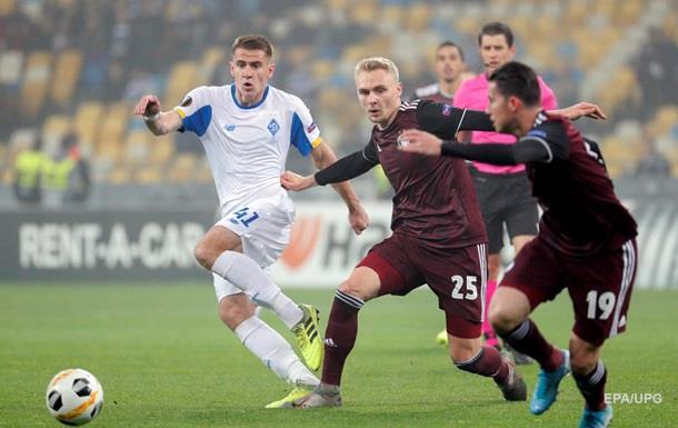 Динамо - Копенгаген 1:1. Онлайн матча Лиги Европы