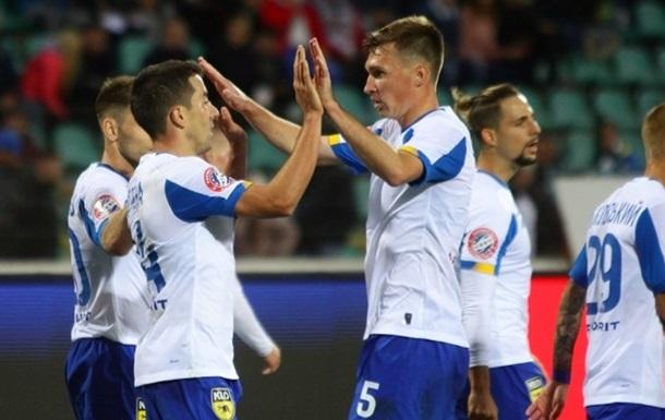 Динамо - Копенгаген 1:1. Онлайн матчу Ліги Європи