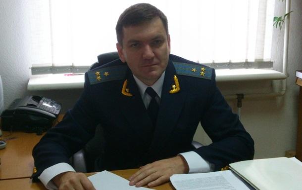 Рябошапка считает  банду  Януковича выдумкой Луценко - Горбатюк