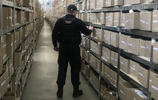 Правоохранители  накрыли  интернет-магазин парфюмерии