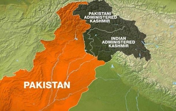 Індія і Пакистан вирішили питання кордону в Кашмірі