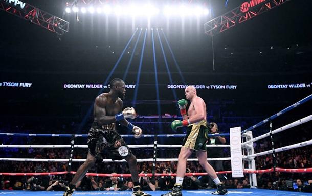 WBC утвердил реванш Уайлдер - Фьюри