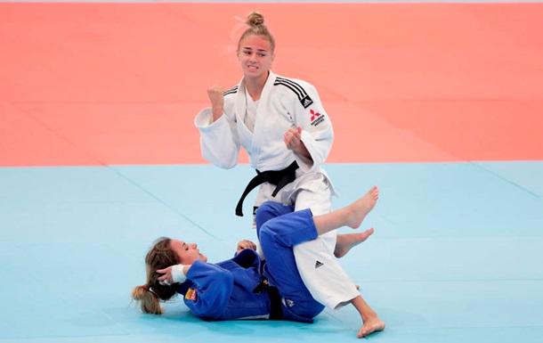 Белодед выиграла золото на турнире Большого шлема